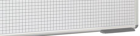 Whiteboard bedrukt ruitstructuur